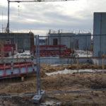 Baubeginn 11