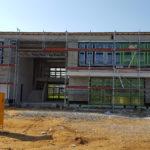 Baubeginn 18